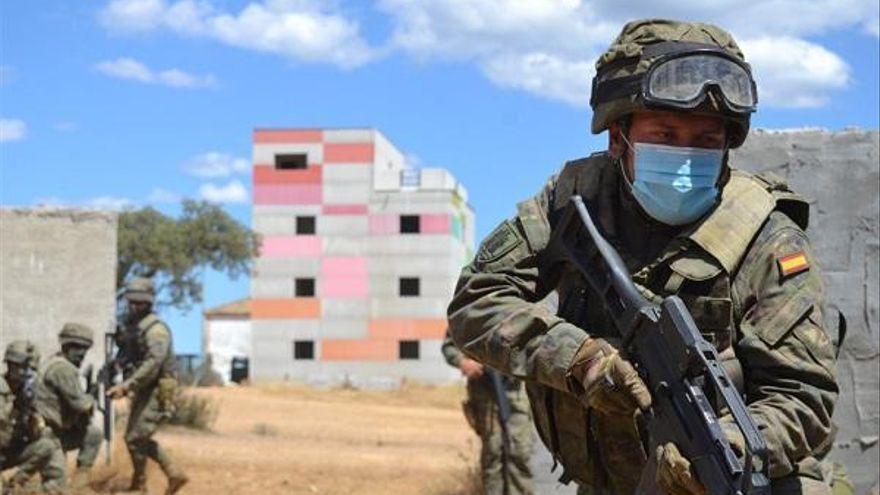 Defensa publica una oferta de 3.160 plazas para las Fuerzas Armadas, 83 de ellas en Córdoba