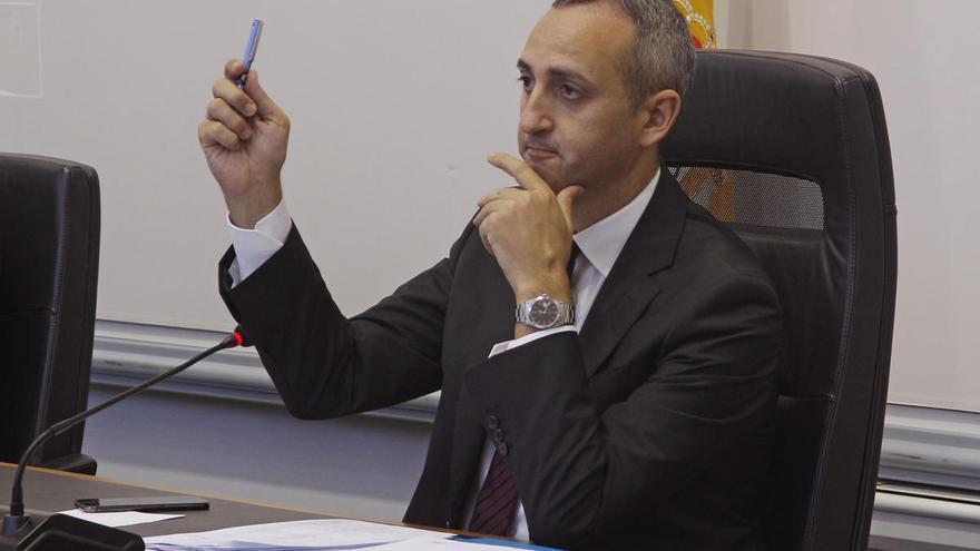 Casado refuerza a César Sánchez y le da mayor visibilidad en la dirección del PP