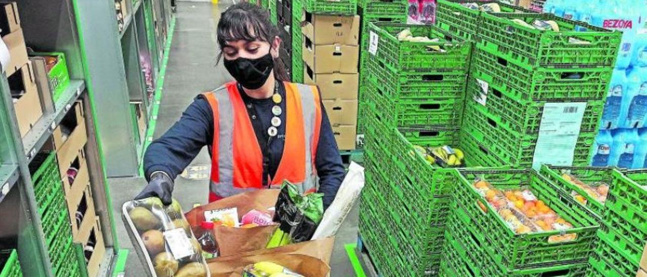 Amazon pone las pilas a los  'súper'
