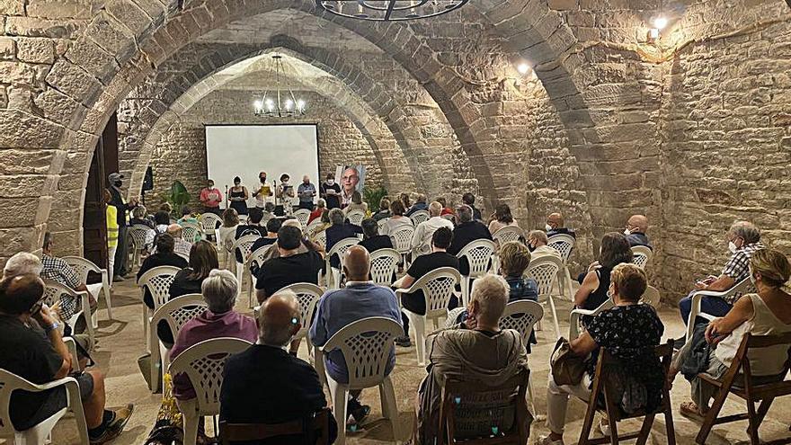 Balsareny recorda el llegat de Casaldàliga amb un acte al castell