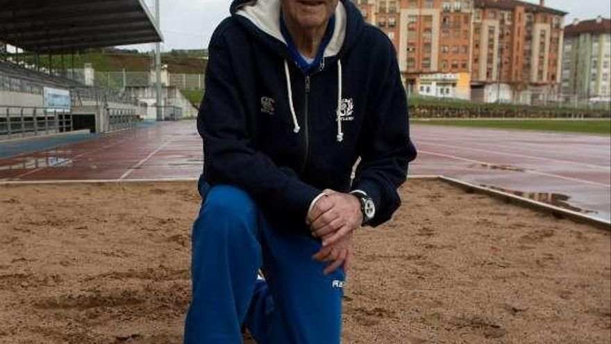 El exdeportivista Campanal II fallece a los 88 años en Avilés