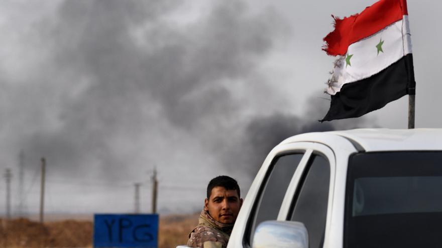 Un militar muere y tres quedan heridos en un ataque atribuido a Israel en Siria