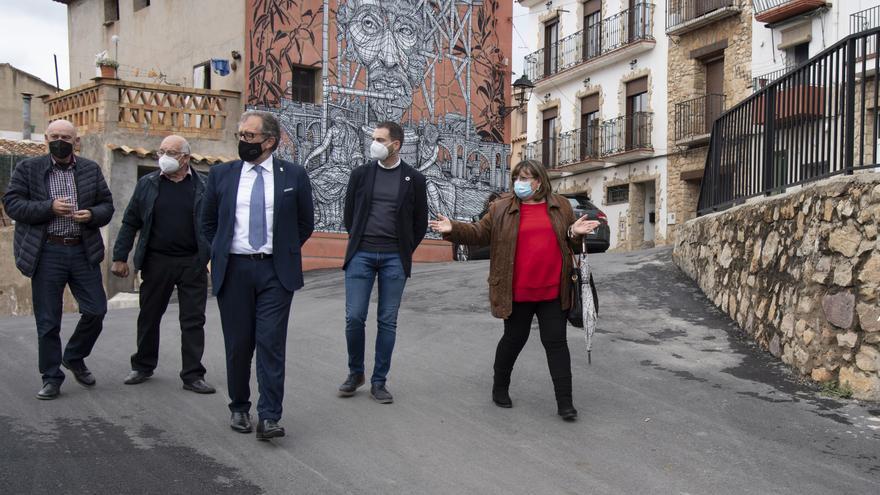 """Diputación reitera su """"discriminación positiva"""" hacia los pueblos más pequeños de Castellón"""