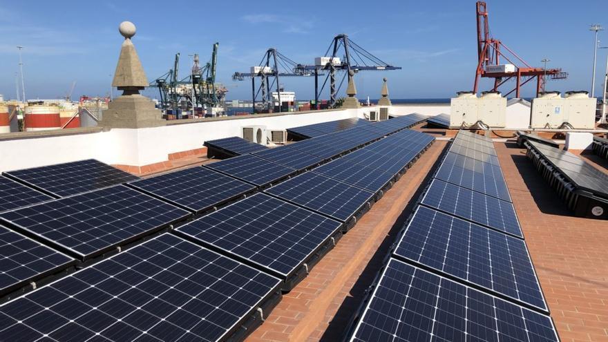 El Puerto de Las Palmas renueva su sede para reducir la huella de carbono en un 70%