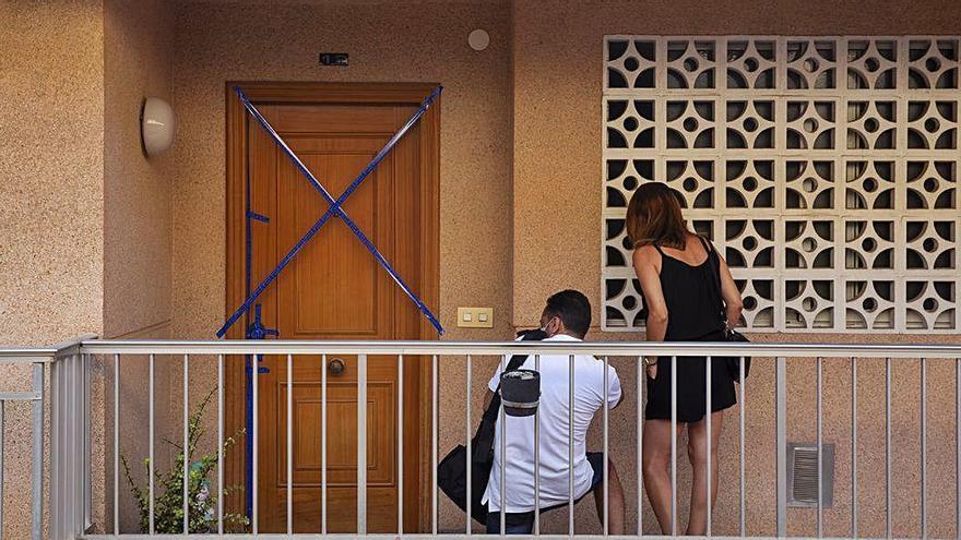 Detenida por la muerte de un hombre al que apuñaló en un piso de Alicante