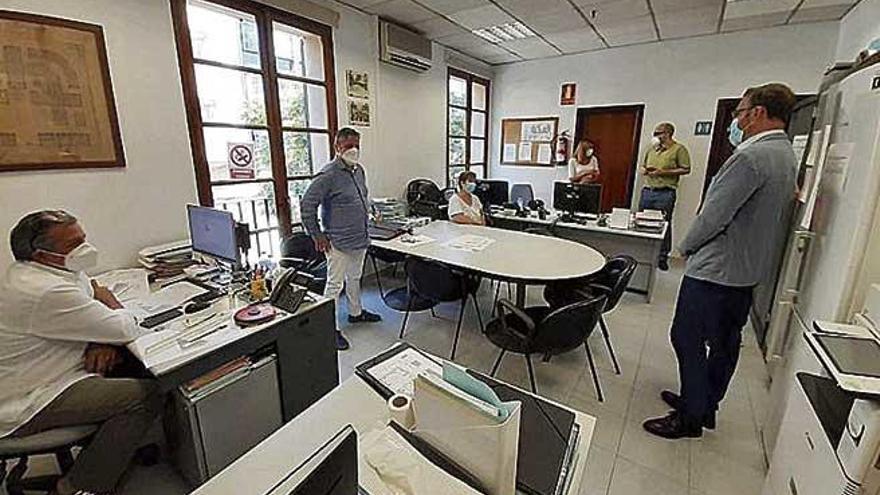 La nueva sede del SOIB costará al Govern 3 millones en alquileres