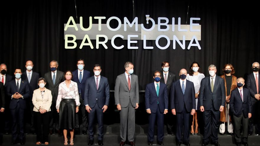 Sánchez anuncia un Plan Moves de 50 millones para renovar flotas de más de 500 vehículos