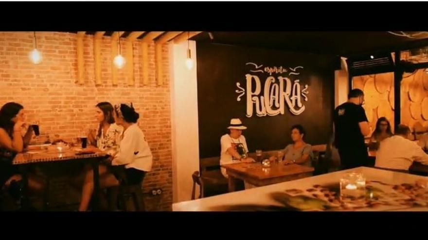 Espíritu Pucará, la cerveza que nace y se bebe en Ibiza