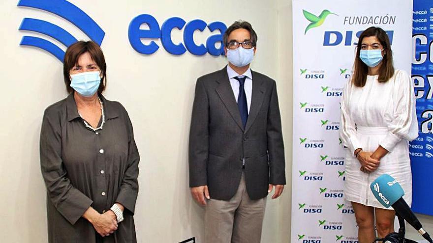 Fundación DISA y Radio ECCA firmes en su apuesta por la formación de personas adultas