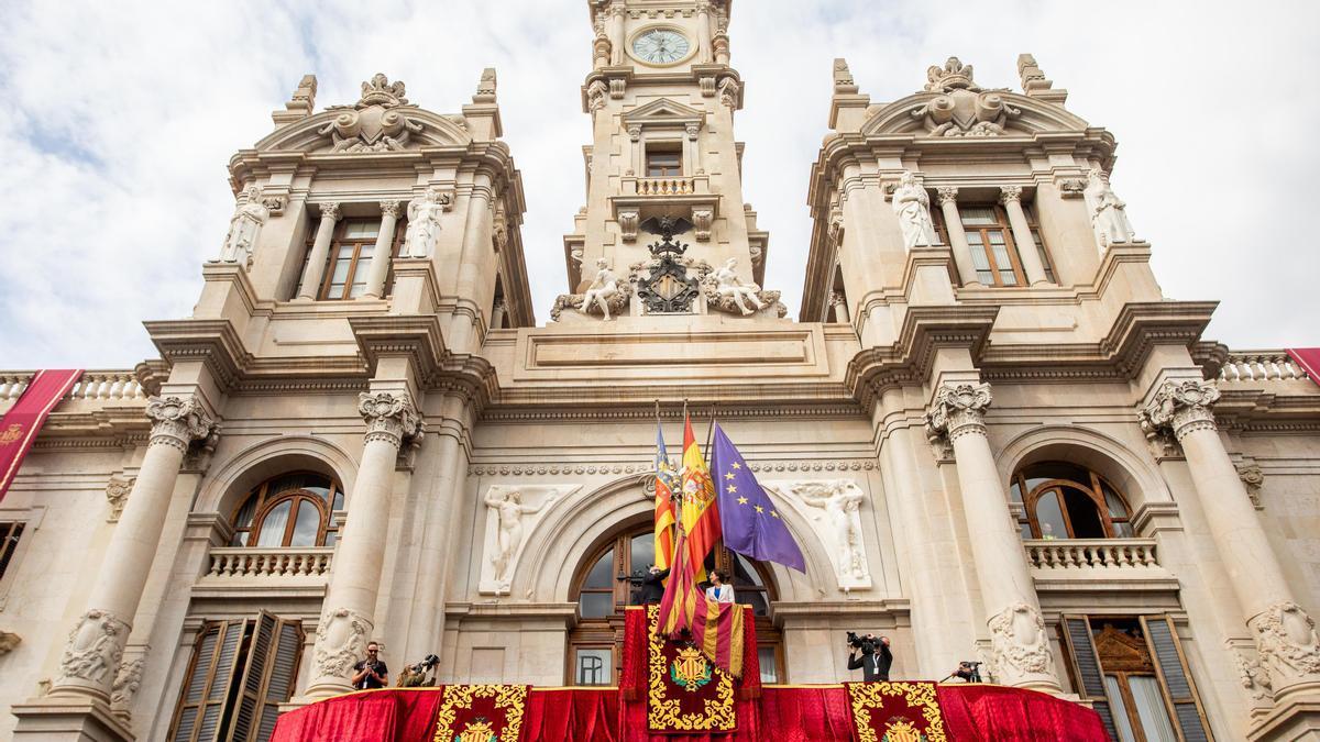 9 d'Octubre 2020: Programa de actos en València