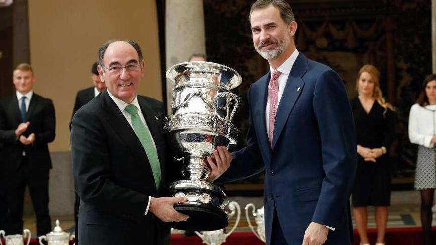 Los piragüistas, grandes protagonistas de los Premios Nacionales del Deporte