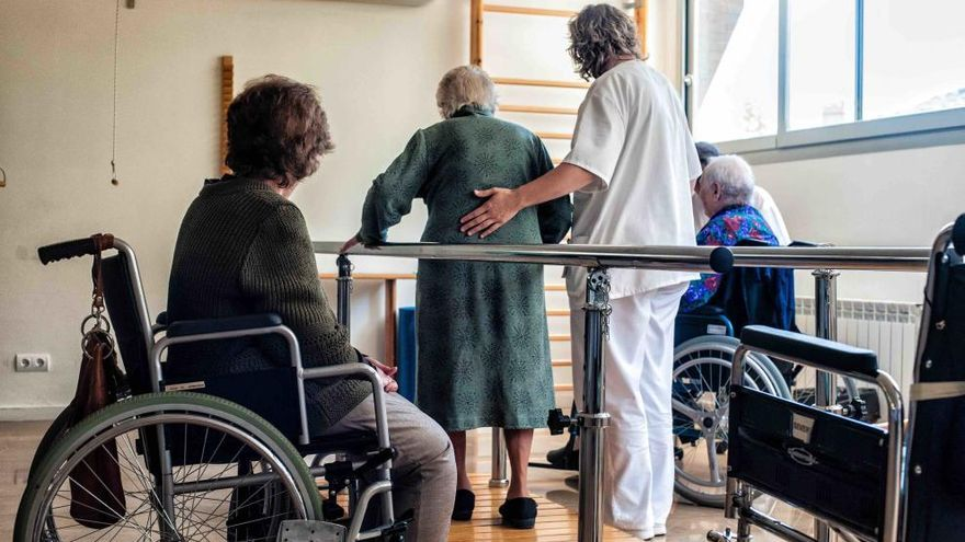 Fisioterapia frente  a la vulnerabilidad  de una población envejecida