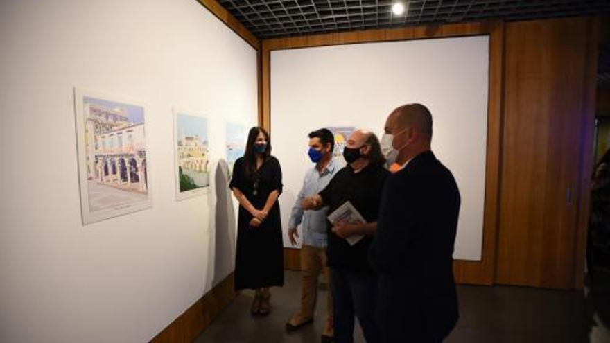 Exposición sobre el paralelismo entre Córdoba y la Habana en la Fundación Cajasol