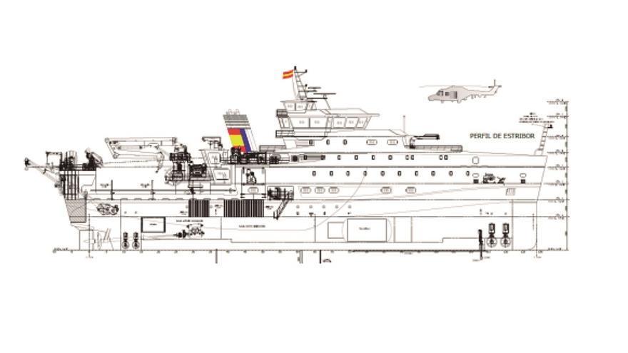 Armón Vigo construirá el nuevo oceanográfico del IEO por casi 70 millones