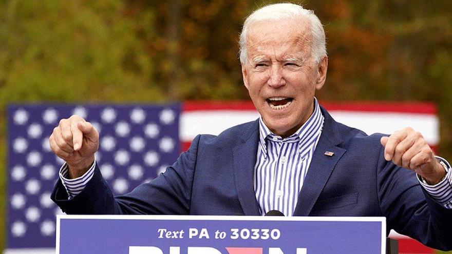 Biden ja supera el rècord de vots d'Obama i és el candidat més votat de la història