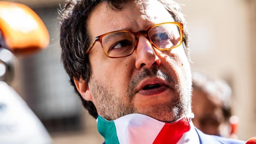 Aplazan a octubre el juicio contra Mateo Salvini por secuestro de migrantes