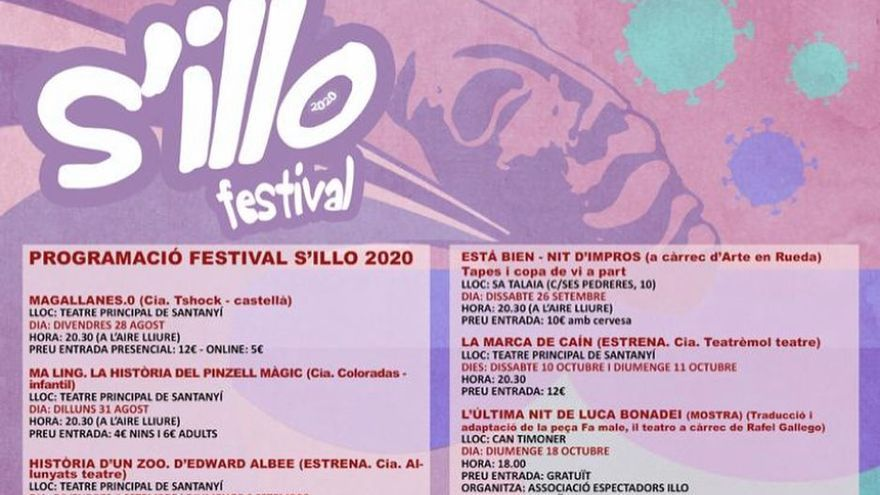 Festival S'Illo - Las Ocho
