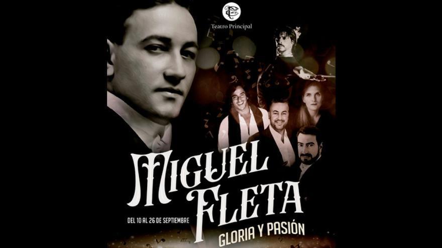 Miguel Fleta - Gloria y Pasión