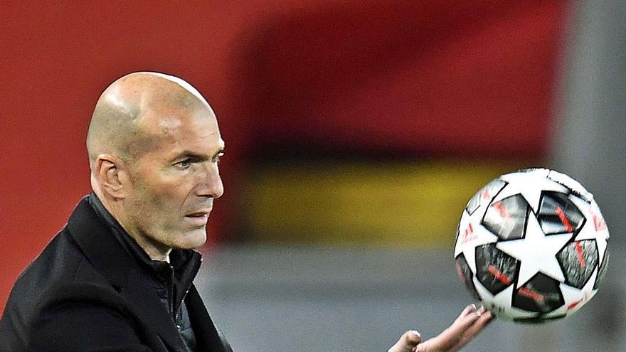 La semana de Zidane