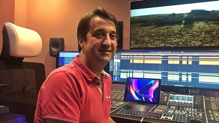 Lorenzo Cortés: «La buena música en tele te acompaña, pero no se nota»