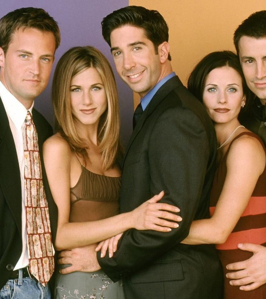 El regreso de 'Friends' ya tiene fecha: el 27 de mayo