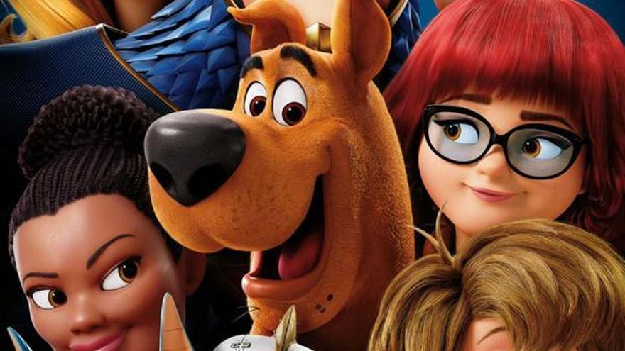 "Cine de verano: ""Scooby"""
