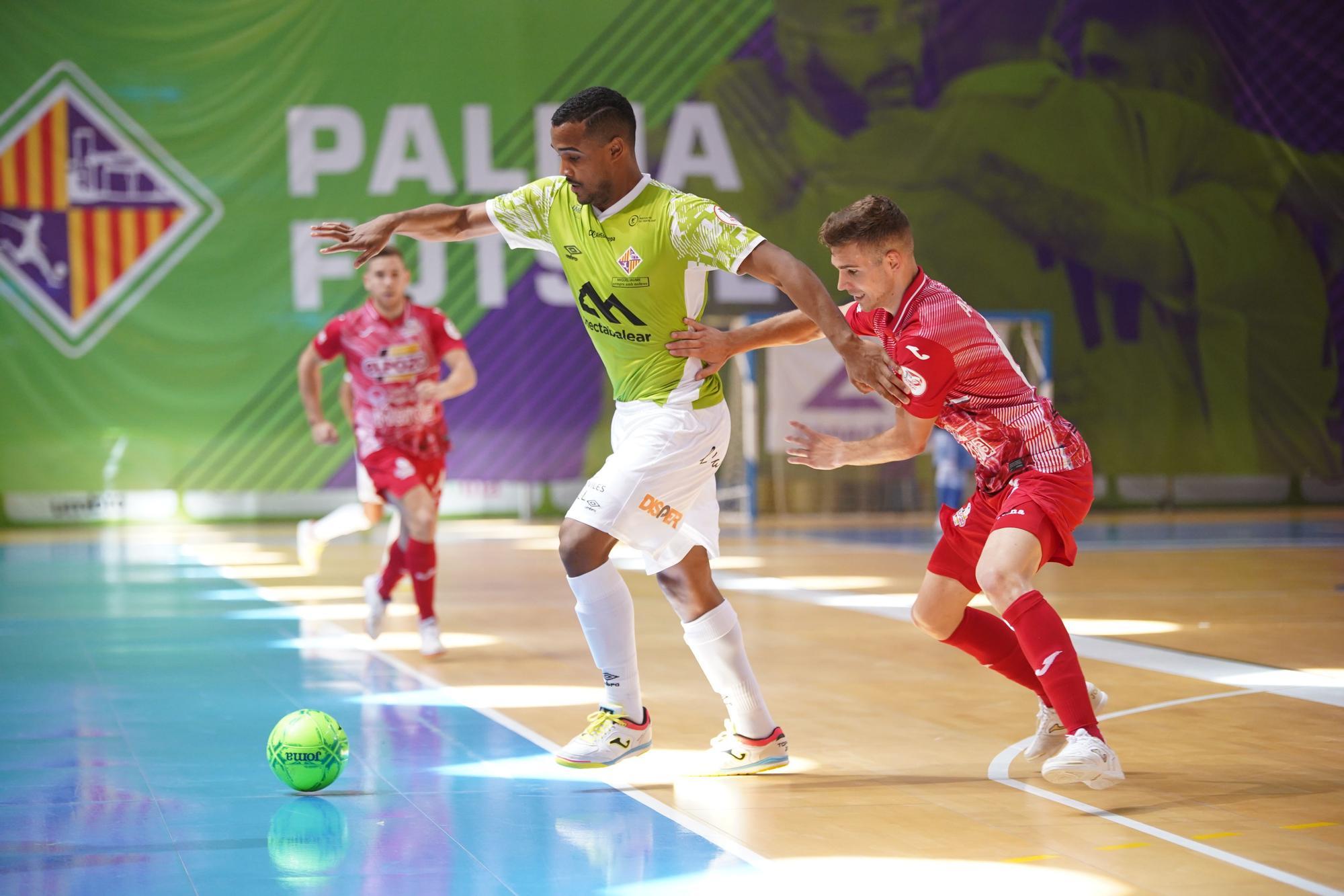 El Palma Futsal cede ante ElPozo Murcia en Son Moix