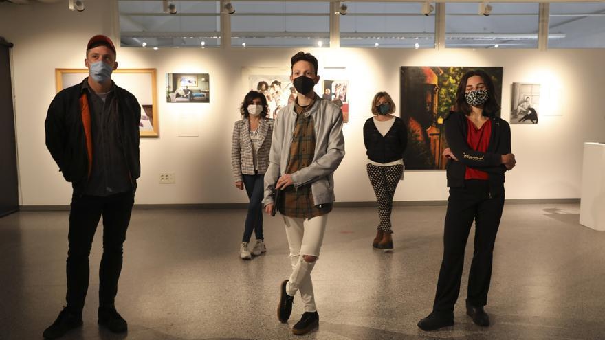 Samuel Armas viaja a Italia con un plan europeo para atraer el arte a los jóvenes