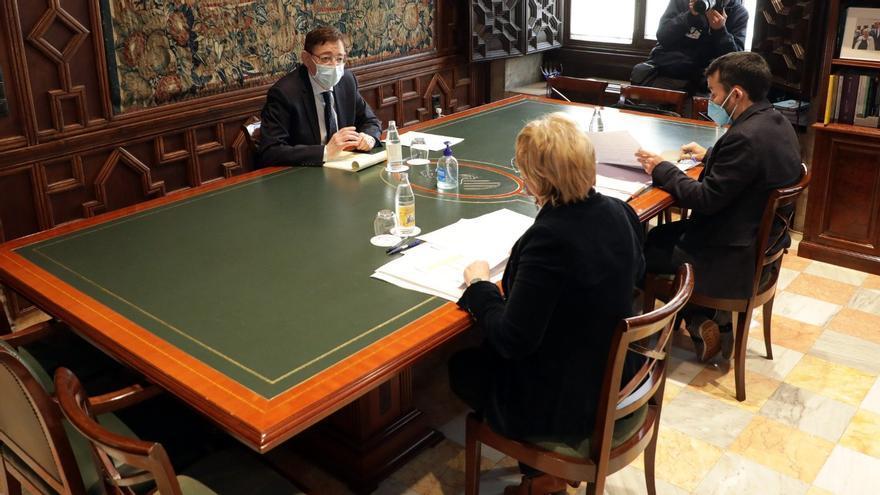 La vacunación educativa se hará en 23 municipios valencianos