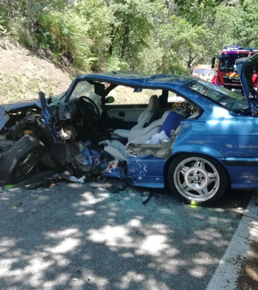 Muere en un accidente de tráfico en Galicia el piloto Víctor Magariños
