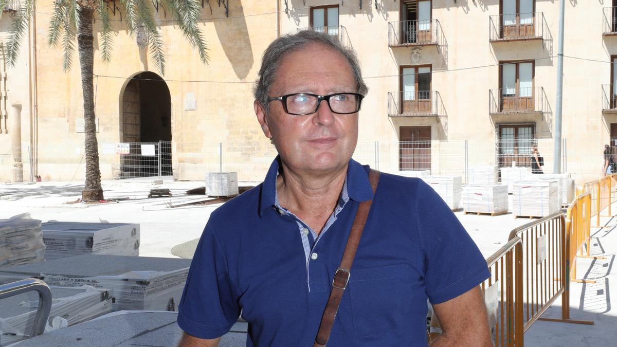 Julio Sagasta Sansano, arquitecto.