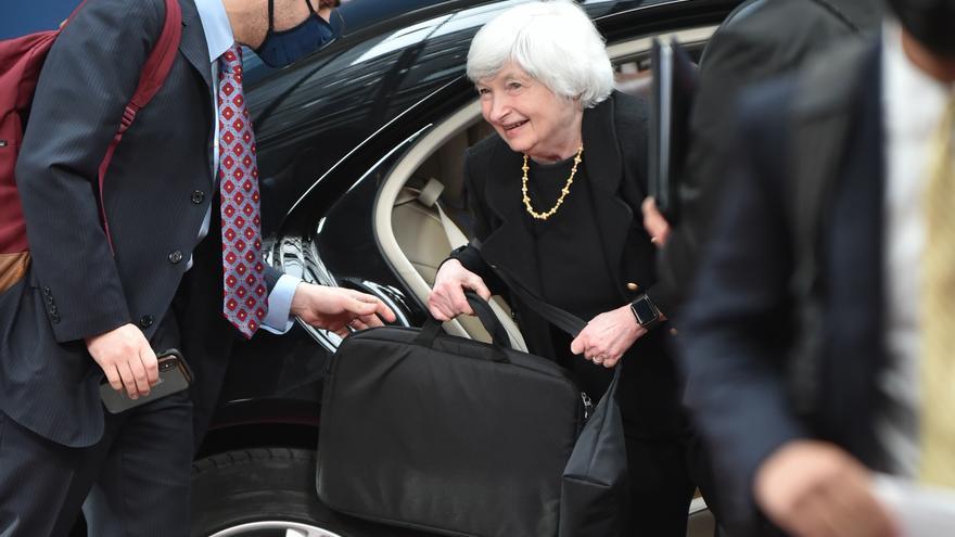El Gobierno de EEUU se quedará sin efectivo en octubre si no se eleva el límite de deuda