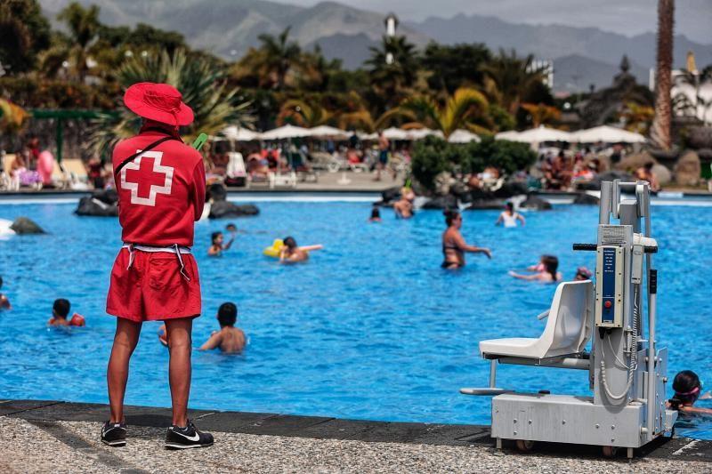 Los chicharreros disfrutan de unas atípicas vacaciones de Semana Santa