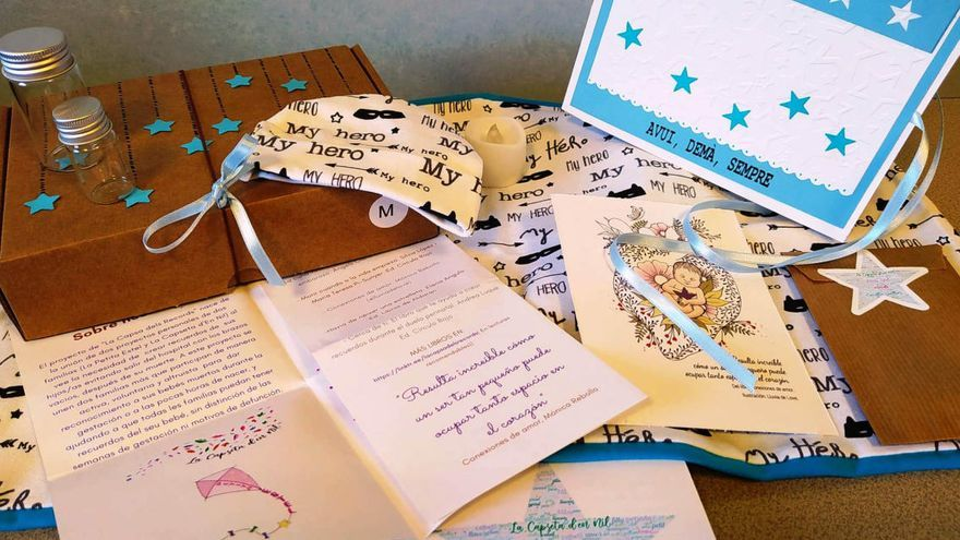 L'Hospital de Figueres dona una «capsa dels records» a les famílies que han perdut un nadó durant l'embaràs
