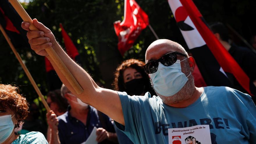 BBVA reduce su propuesta de despidos un 22,7%, hasta 2.935, según los sindicatos