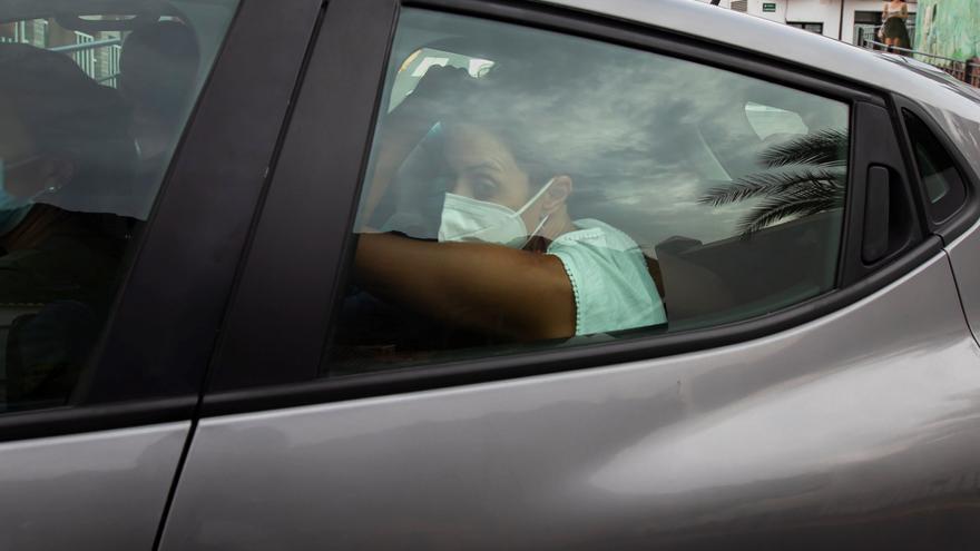 Onalia Bueno queda en libertad con cargos