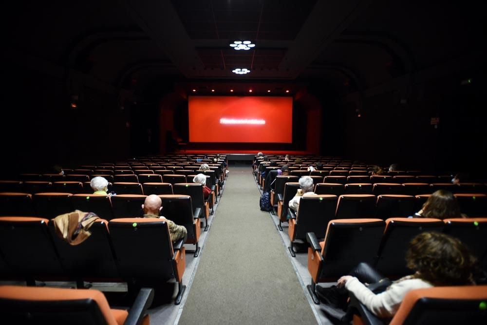 La Filmoteca último reducto del cine en Córdoba