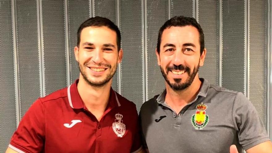 Los árbitros cordobeses Murillo y Mendoza siguen en la Asobal