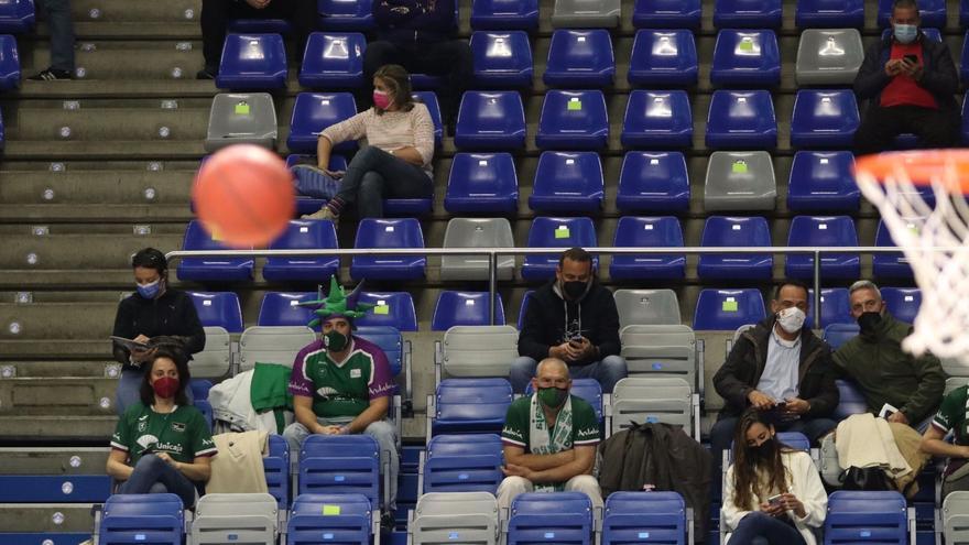 Andalucía defiende el regreso del 100% del aforo a los estadios y otros recintos deportivos