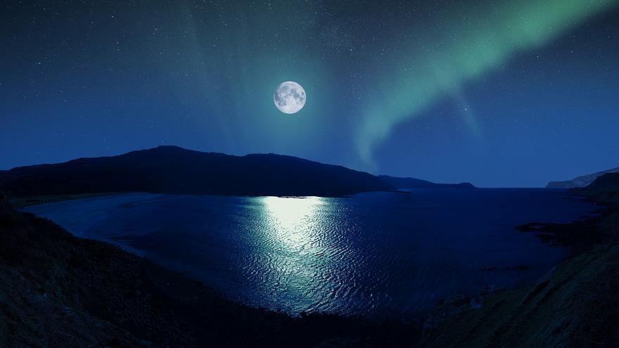 Luna azul de agosto: qué es y cuándo verla