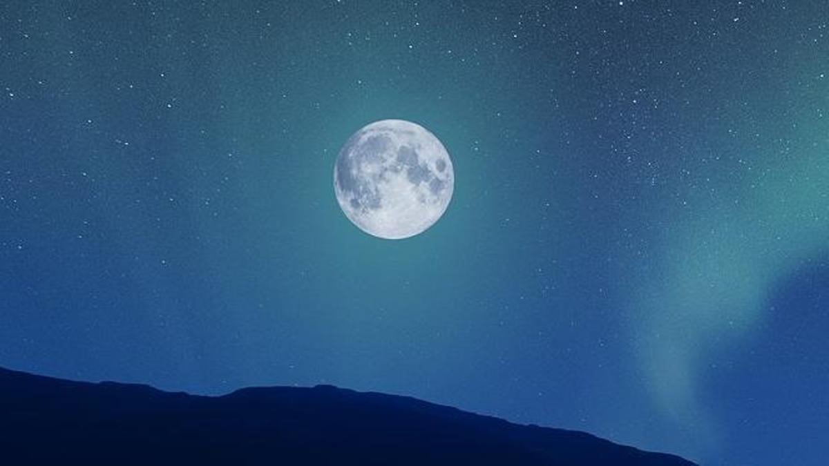 Luna llegan.