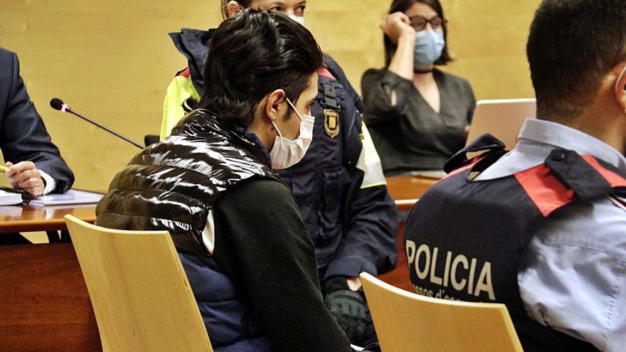 Els forenses conclouen que la mort de la dona de Sant Jordi va ser violenta