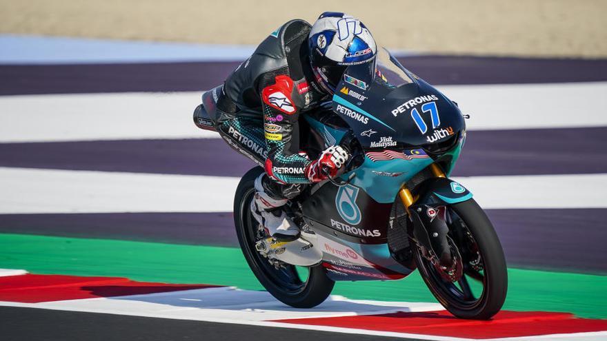 El británico John McPhee se impone en el GP San Marino