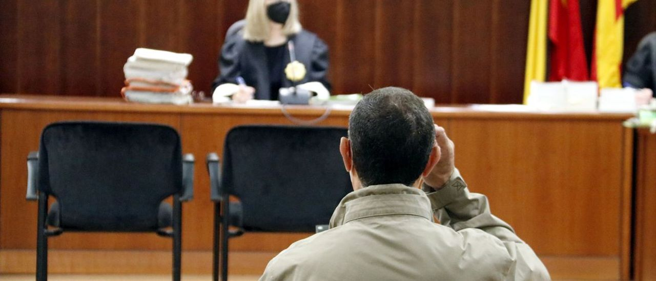 Carlos Gracia Planas, condenado por la agresión sexual a su sobrina