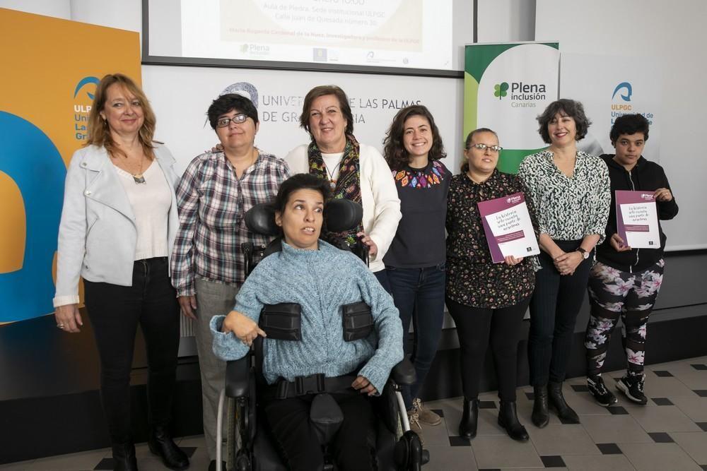 Presentación del estudio sobre la autonomía de mujeres con discapacidad