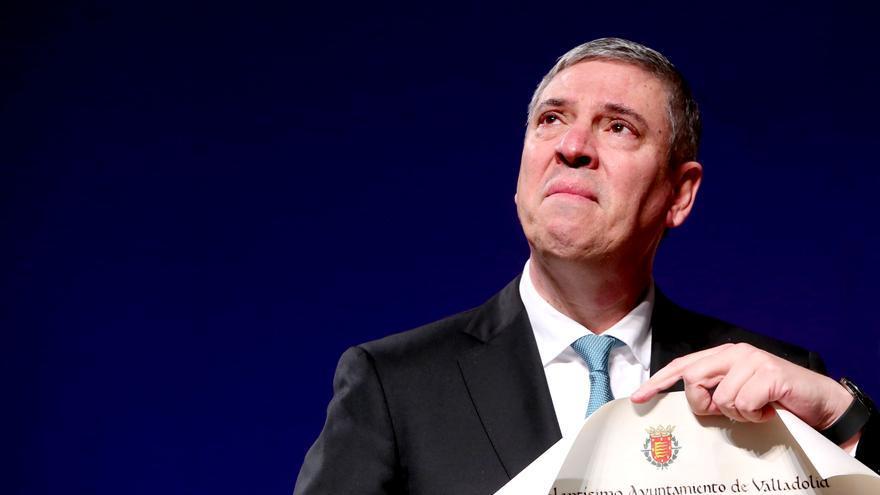La Junta concede la Medalla de Oro de Castilla y León a José Vicente de los Mozos, directivo de Renault