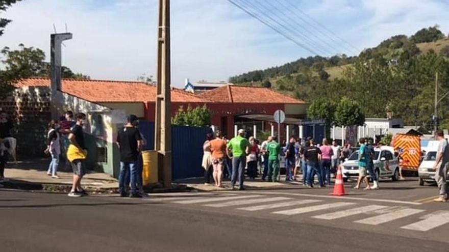 Al menos cinco muertos, tres de ellos bebés, en un ataque a cuchilladas en una guardería en Brasil