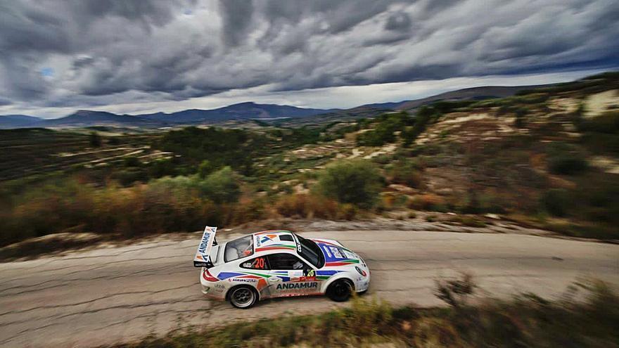 «Cohete» Suárez se corona en un 26º Rallye La Nucía igualado hasta el final