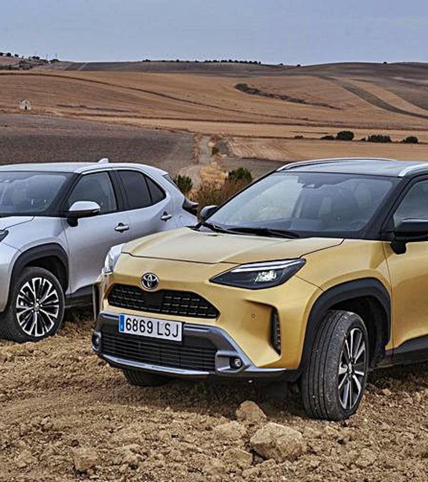 Toyota Espanya llança el nou model Yaris Cross Electric Hybrid