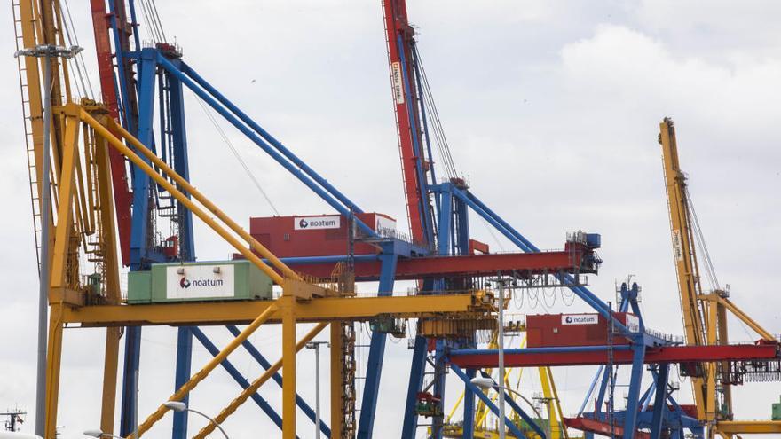 Ampliar el Puerto de València es estratégico para España